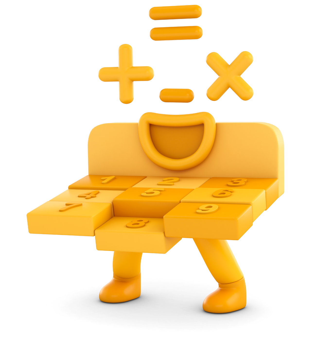 Calculator Character